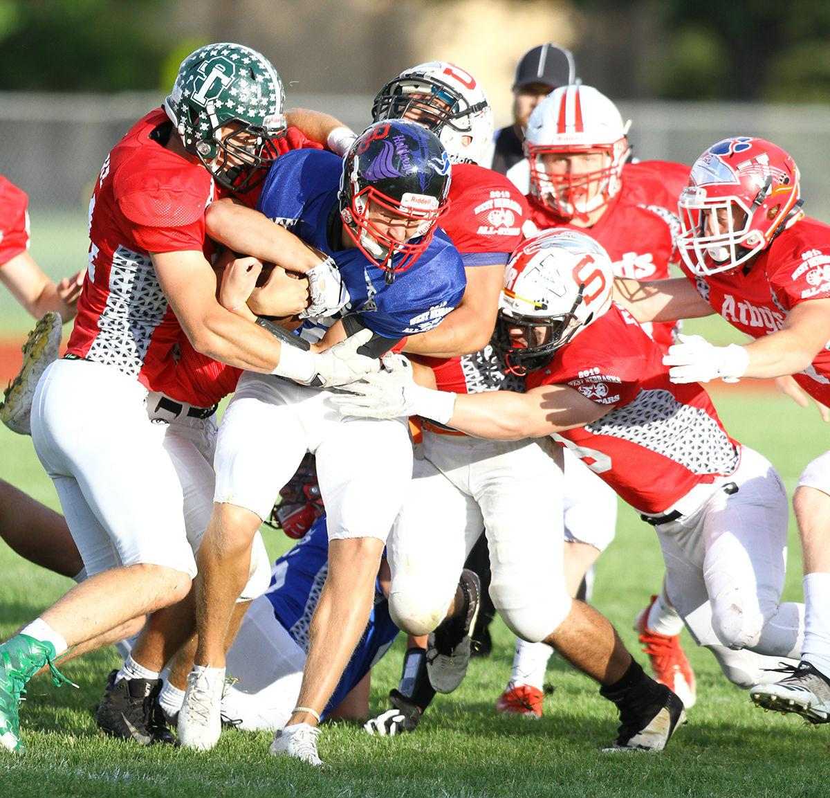 Photos: West Nebraska All-Star Football Game 2019
