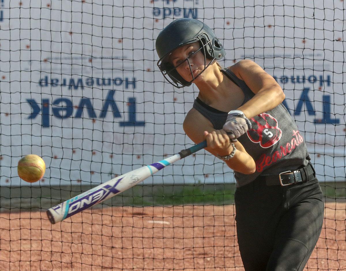 Photos: Scottsbluff Softball Practice 8-14