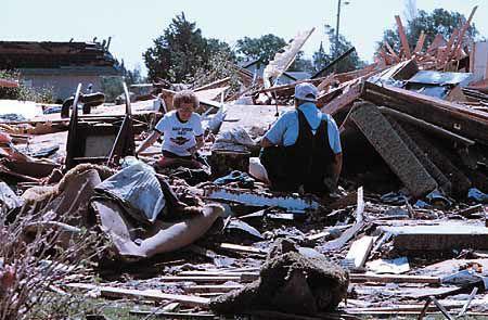 Dennis Ronne - Grand Island Tornado