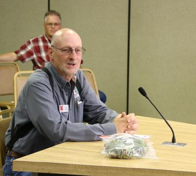 County board gets update from extension educator