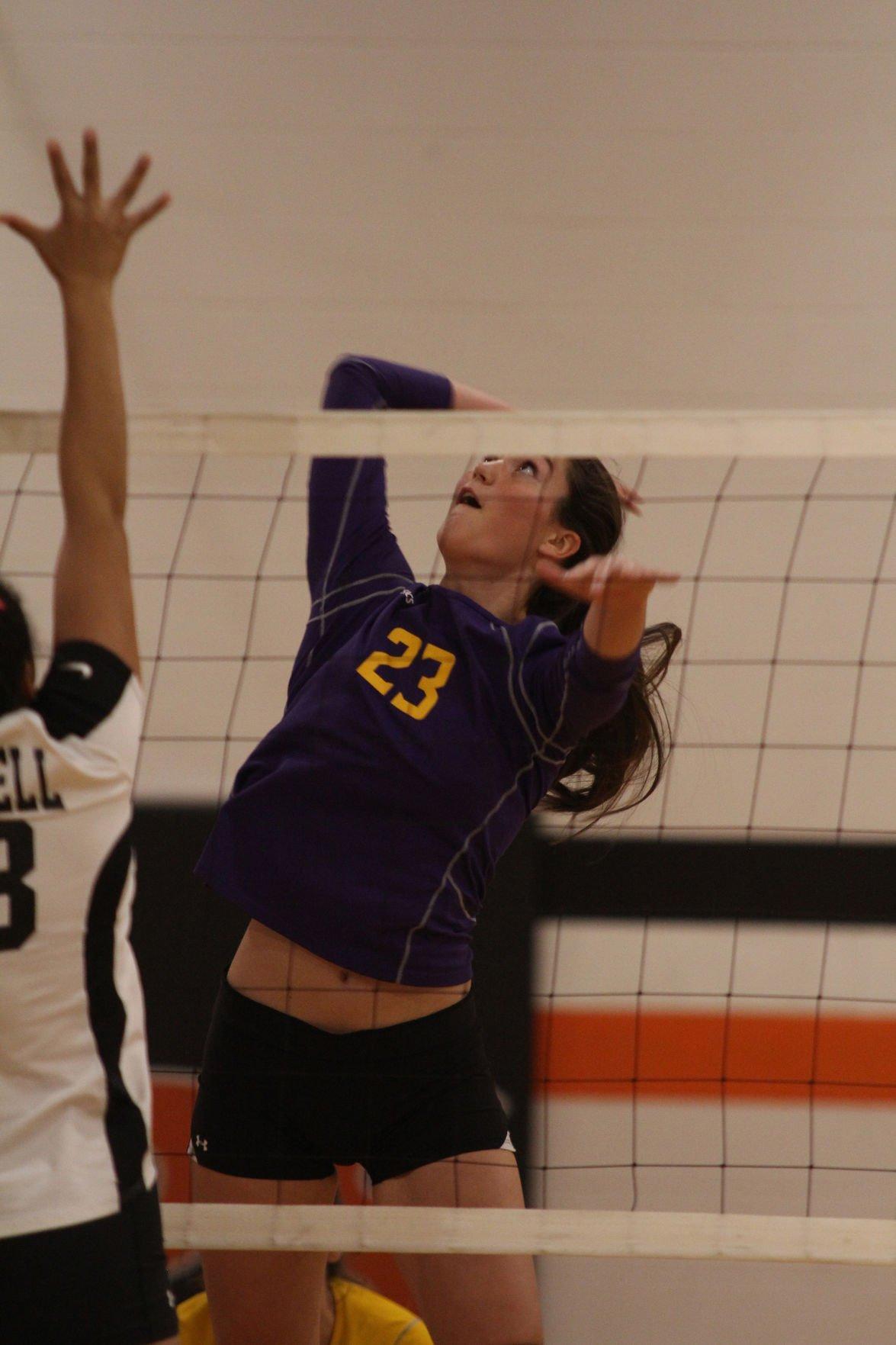 PHOTOS: Mitchell - Bridgeport Volleyball 10-18-19