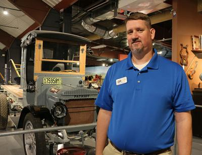 Legacy of the Plains Museum introduces new director, Dave Wolf