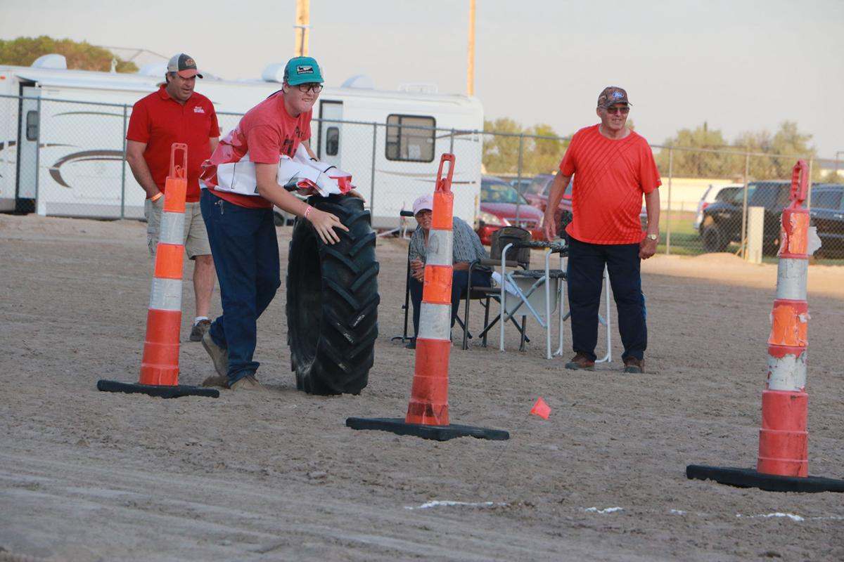 PHOTOS: Tug of War and Chore Time Relay Scotts Bluff County Fair 2019