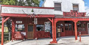 Ellsworth store began as rail depot for legendary ranch