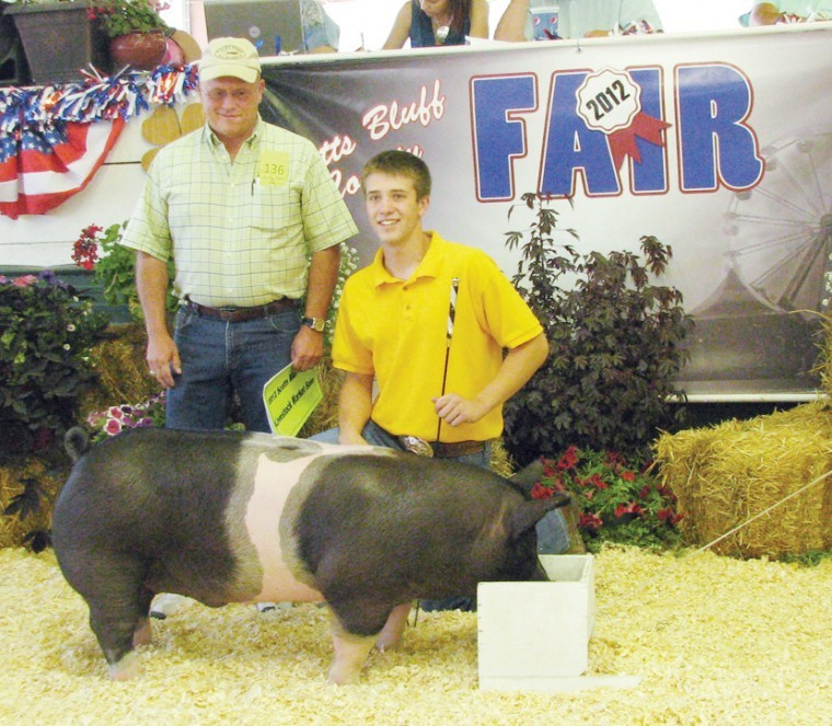 Livestock Sale Is Big Ending For Youth Local News