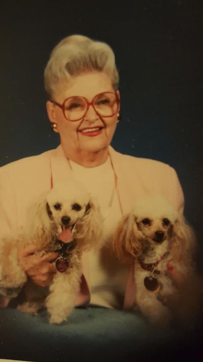 Dorothy 'Dodie' Orr