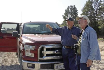 PHOTOS: Tour of Gering-Fort Laramie Canal Breach site