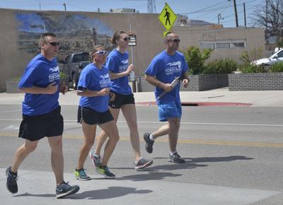 Torch Run takes lap through Scottsbluff, Gering