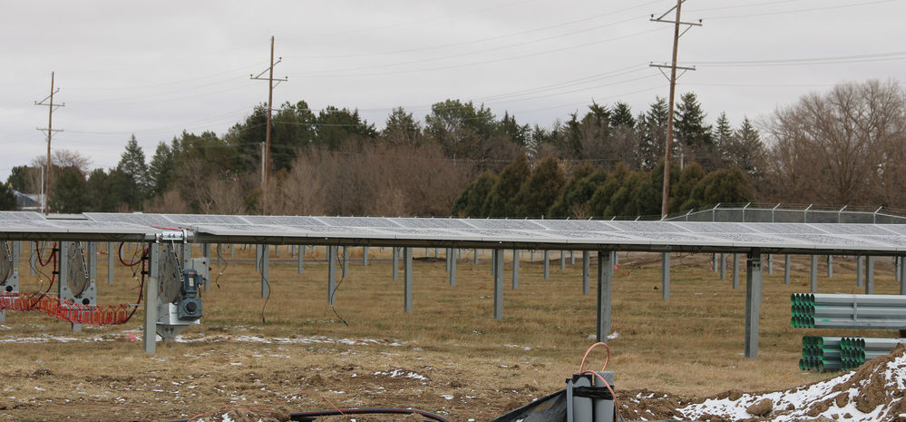NPPD customers can sign up now to use solar energy as Scottsbluff array nears completion