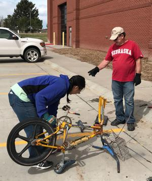 Keep Scottsbluff-Gering Beautiful program puts bicycles back into service