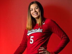 Nebraska volleyball's Anezka Szabo transfers to Kansas