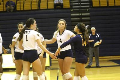 WNCC tops LCCC in four for 20th win