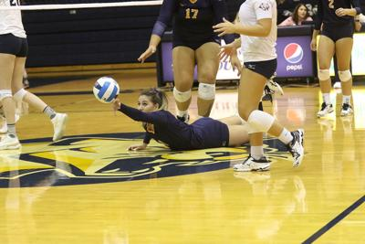 WNCC volleyball team captures 12th straight win