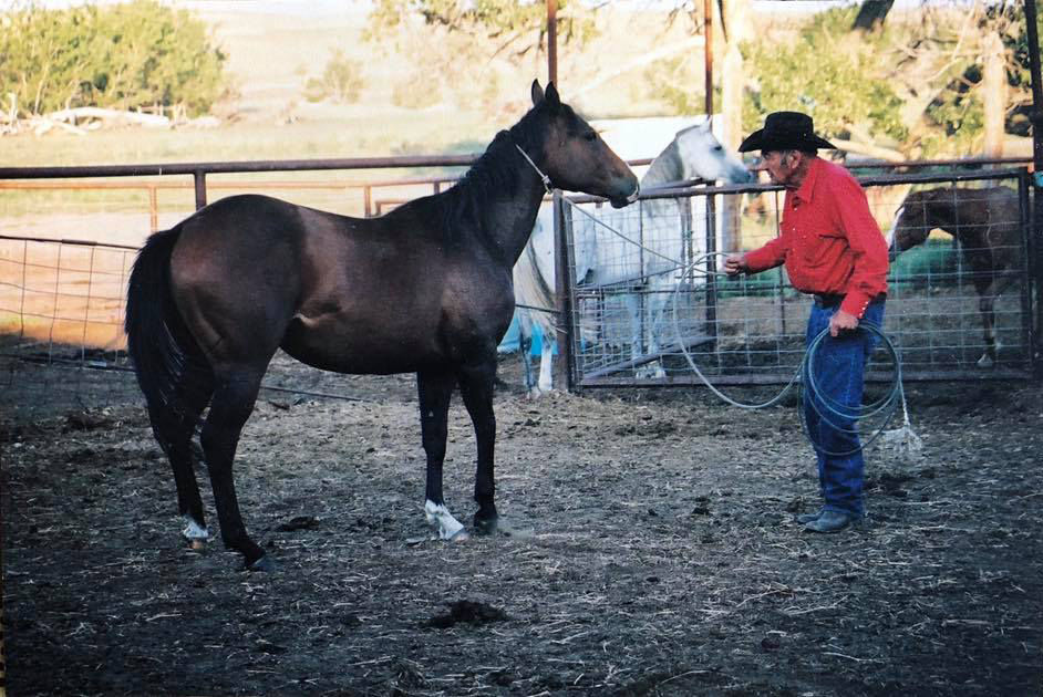 Sioux County horseman to be inducted into Sandhills Cowboy Hall of Fame