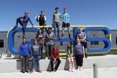Gering High School takes third at state Quiz Bowl competition