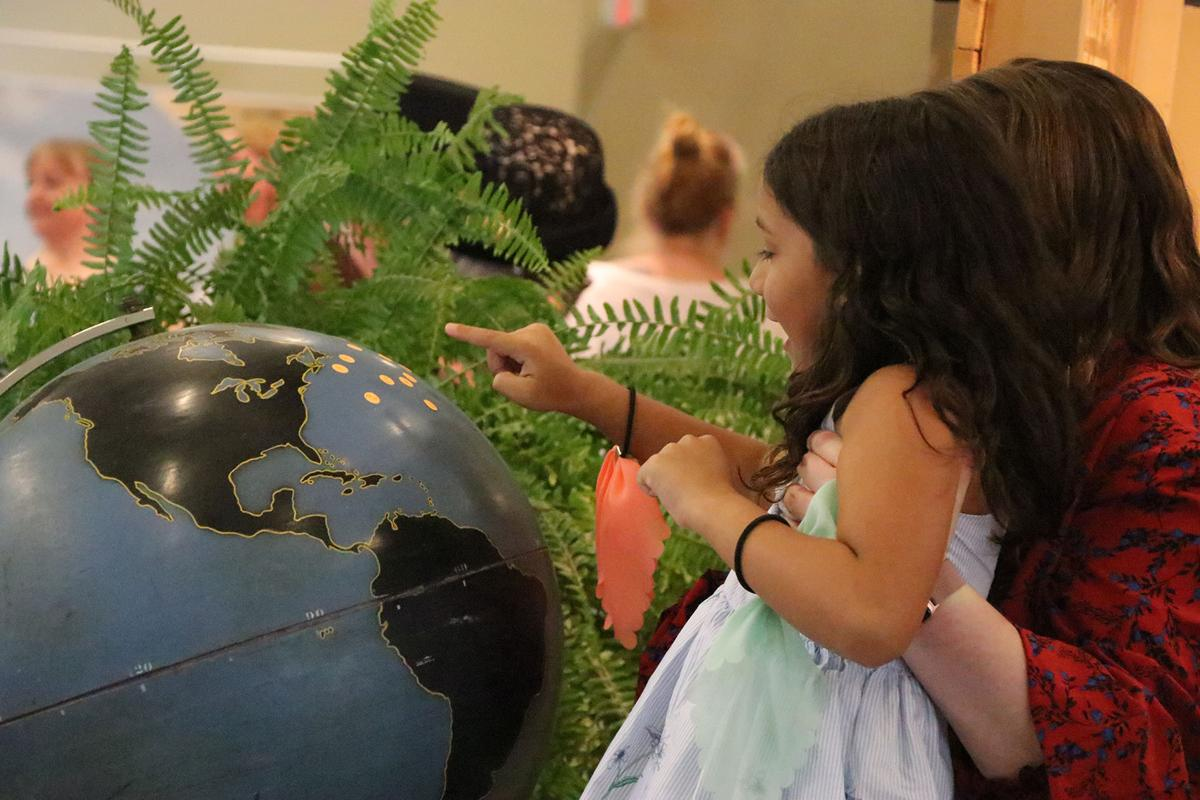 Wernke hosts theme party to celebrate book
