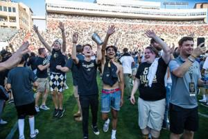 Buffaloes deliver Big Red bummer to half the fans at Folsom Field