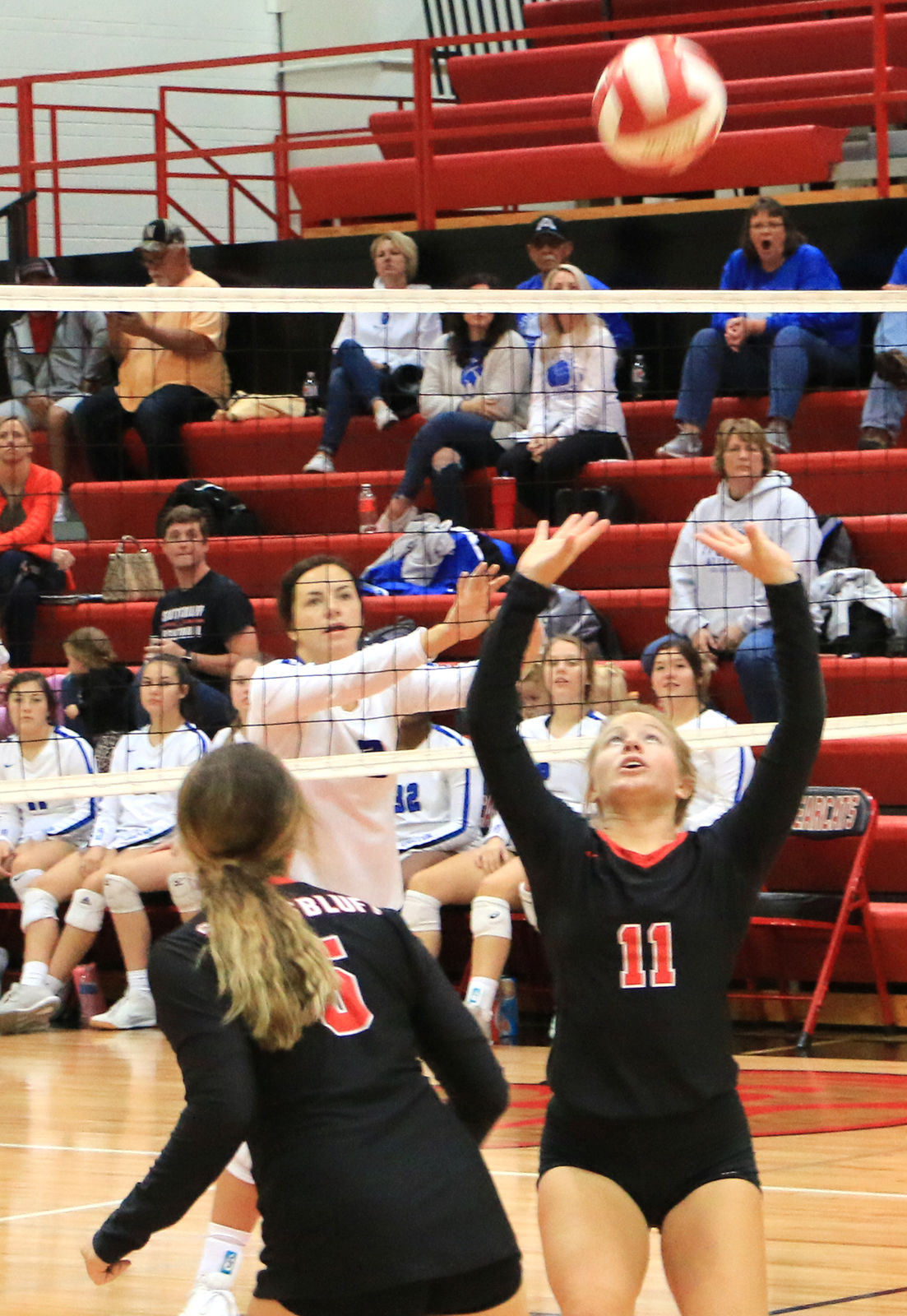 Sidney volleyball team wins title at Twin City Invite