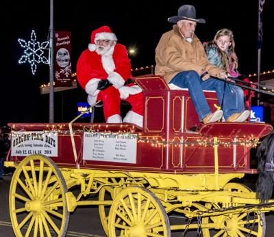 Gering, Scottsbluff parades will light up downtowns