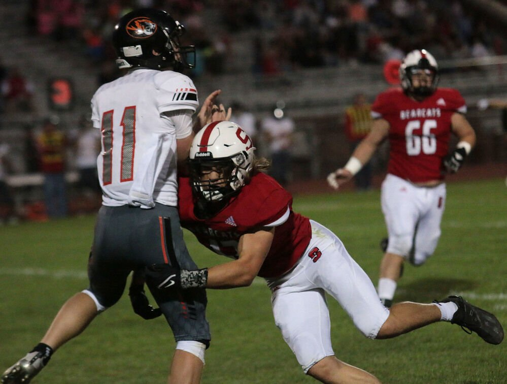 Scottsbluff routs Sterling in home win