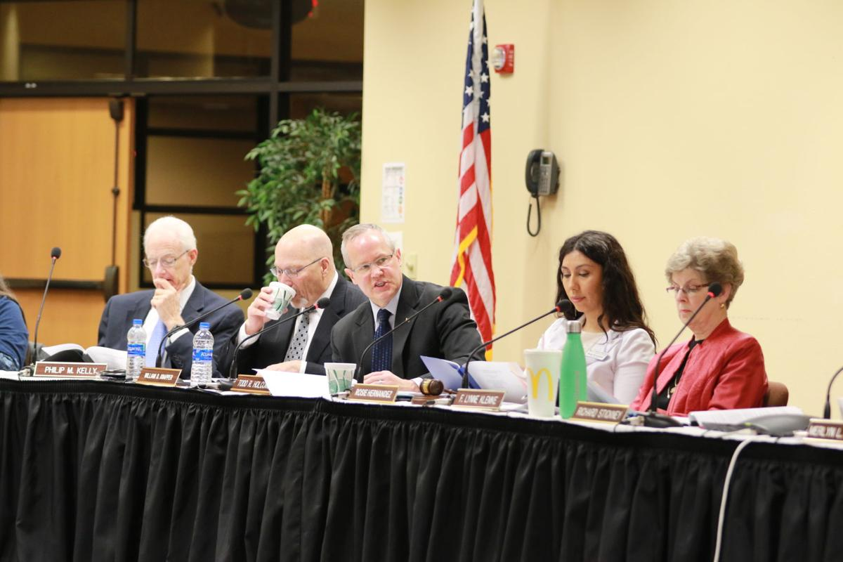 WNCC Board of Governors Meeting