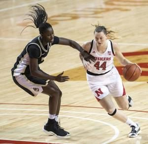 Women's basketball: Kayla Mershon leaves Huskers, transfers to Minnesota