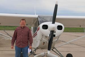 Airplanes are a lifelong passion for local pastor