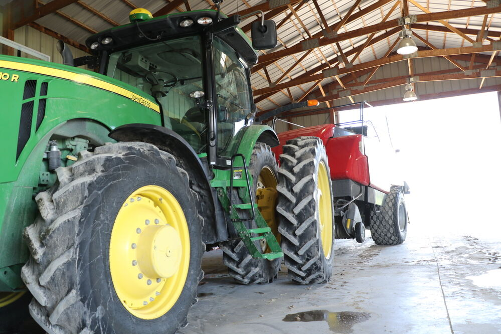 Beginning farmers receive a competitive edge