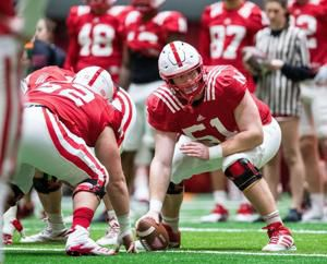 Husker practice report, Aug. 23: Cam Jurgens at No. 1 center; No update on Maurice Washington