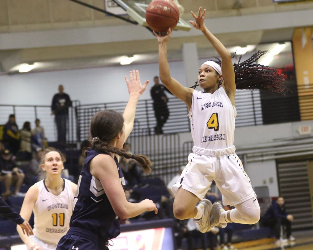 WNCC's Tishara Morehouse earns First Team All-American honors
