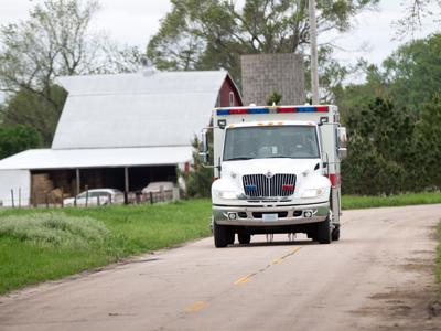 Ambulance teaser