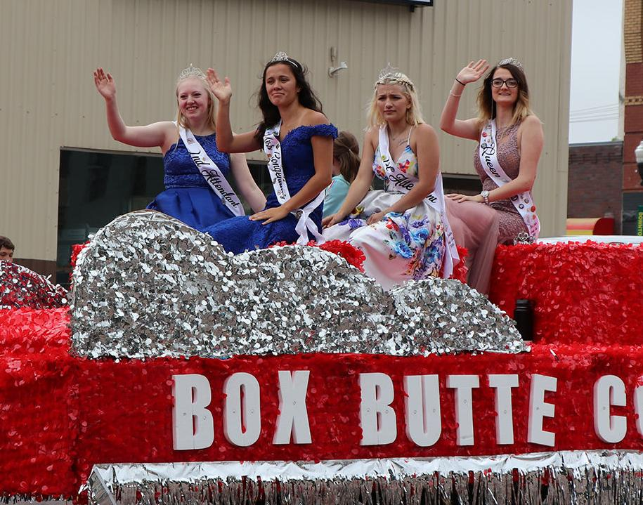 2018 Fair Royalty Prepares to Step Down to Make Way for the New Contestants
