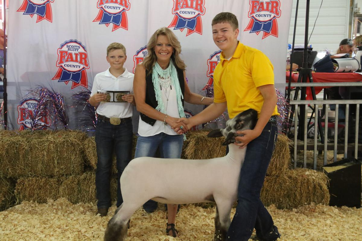 PHOTOS: Scotts Bluff County Fair Grand Champions