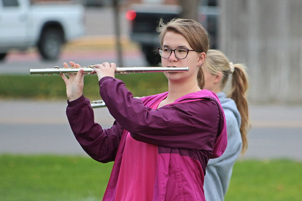 Scottsbluff High School band excited for Old West Weekend