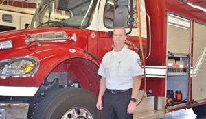 Schingle takes on role as new Scottsbluff fire chief