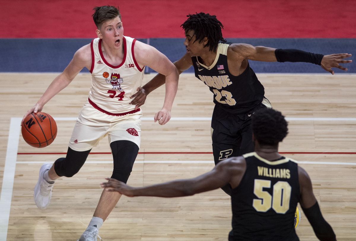 Purdue vs. Nebraska, 2.20