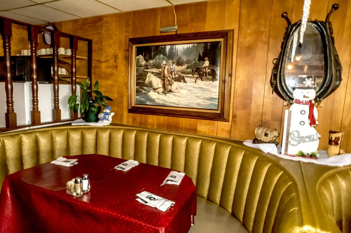 Decorating western door steakhouse images : Western-style roadhouse restaurant, Dude's Steakhouse, has been ...