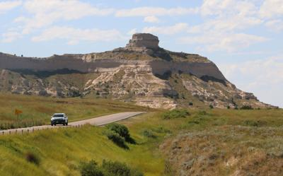 Gering still waiting for approval for Monument pathway
