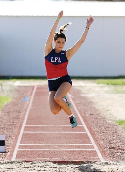 DYNAMIC DOZEN: Lingle-Ft. Laramie's Kaelyn Riley voted No. 2 female athlete