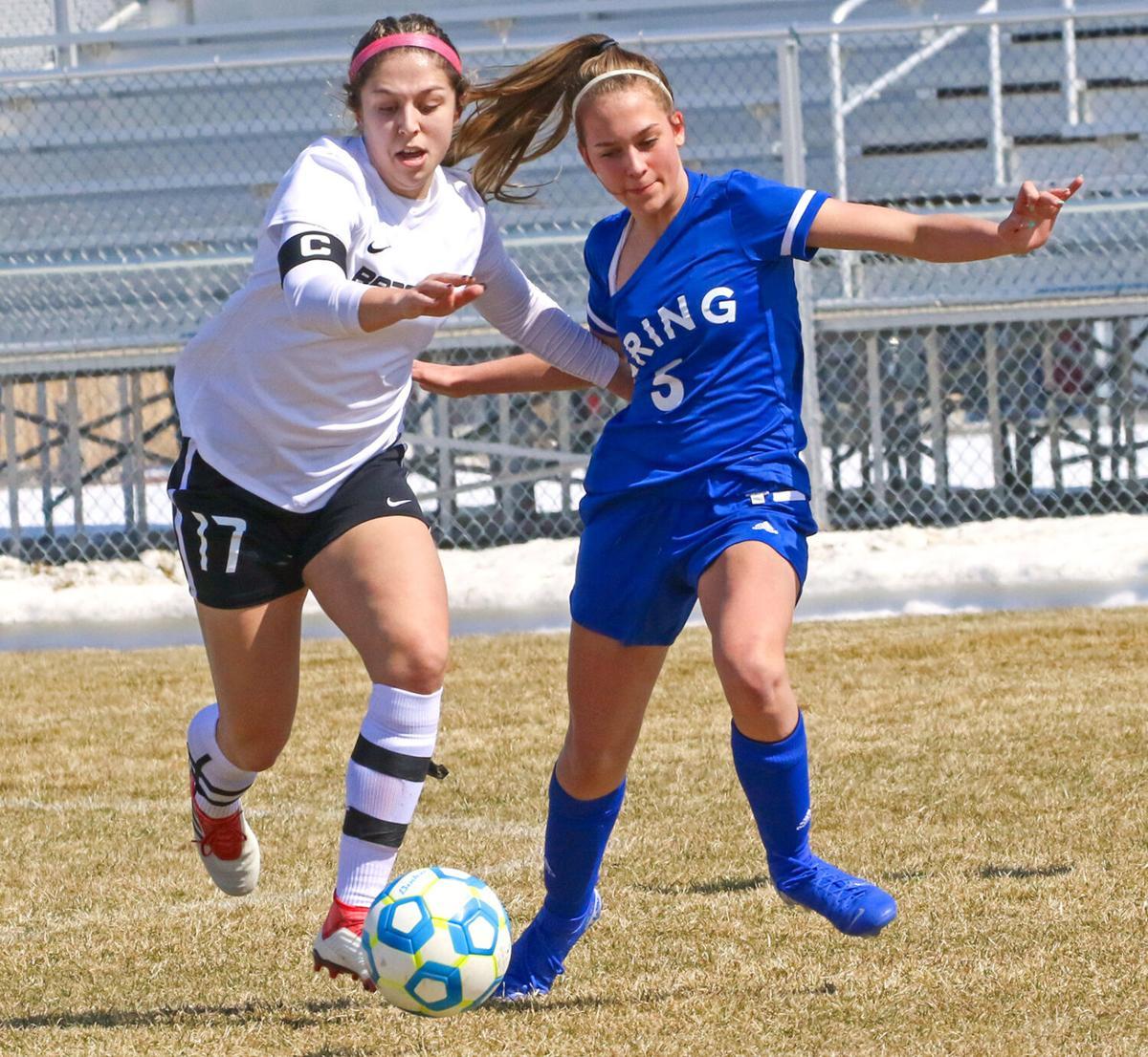Scottsbluff girls soccer team shuts out Gering 6-0
