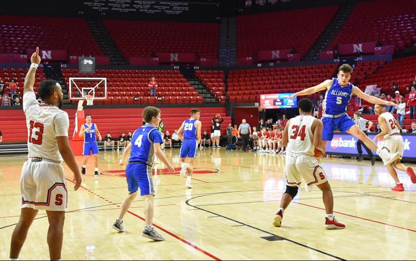 Alliance Bulldogs take part in historic state tournament