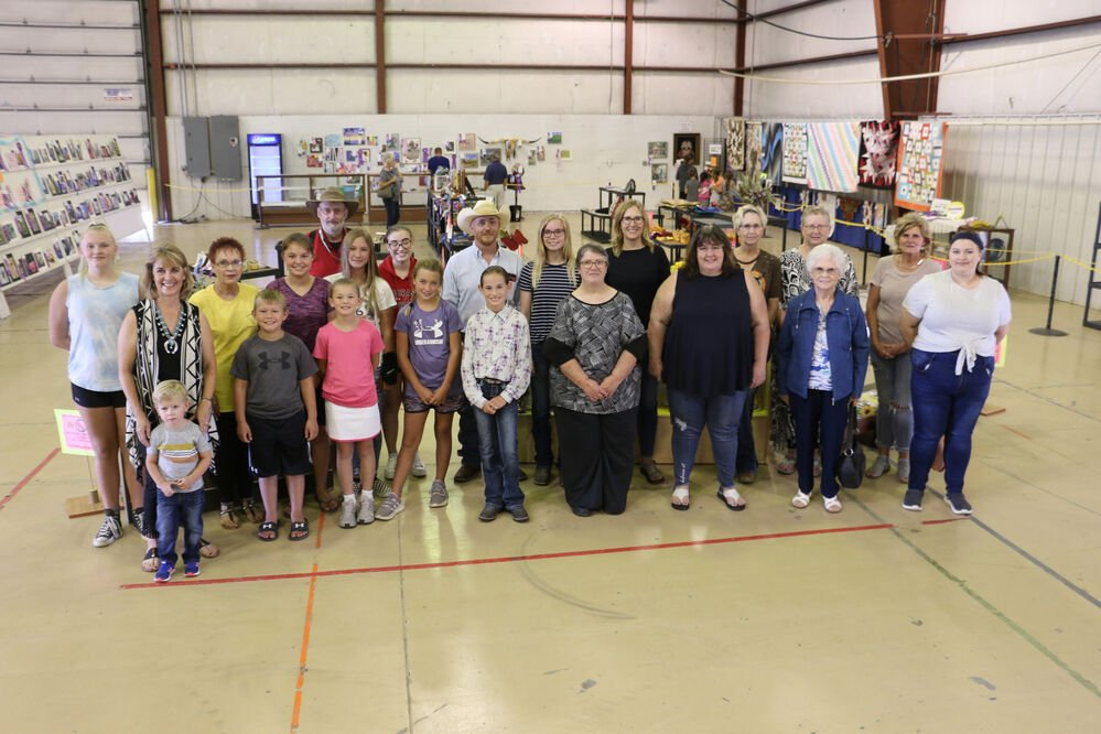 Home Arts Winners at 2020 Scotts Bluff County Fair