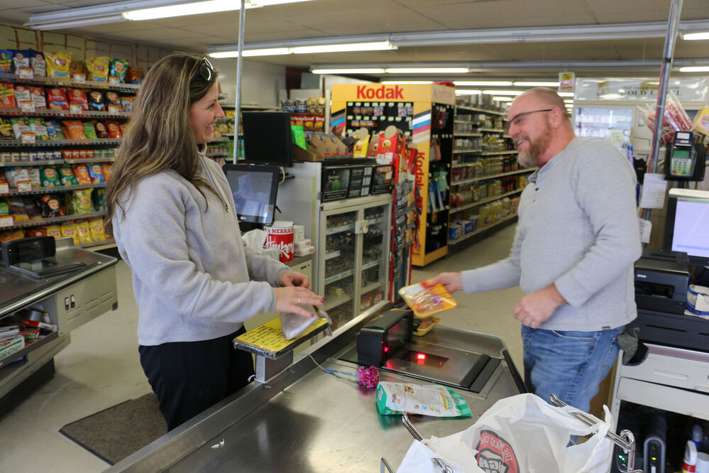 Raben's Market doing what they can to keep market stocked