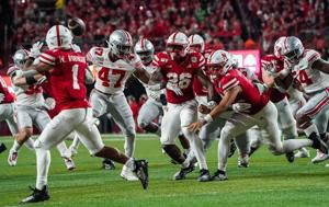 Husker notes: Expect the double-wing 'to be a piece' of the offense; NU's giveaways aren't contagious