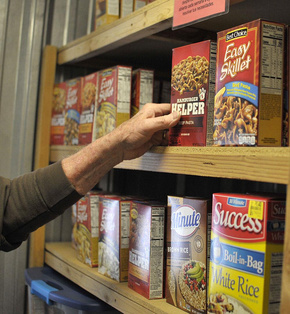Hemingford food pantry fills growing need