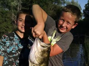 Biggest Fish Contest Catch of the Week — Aug. 19