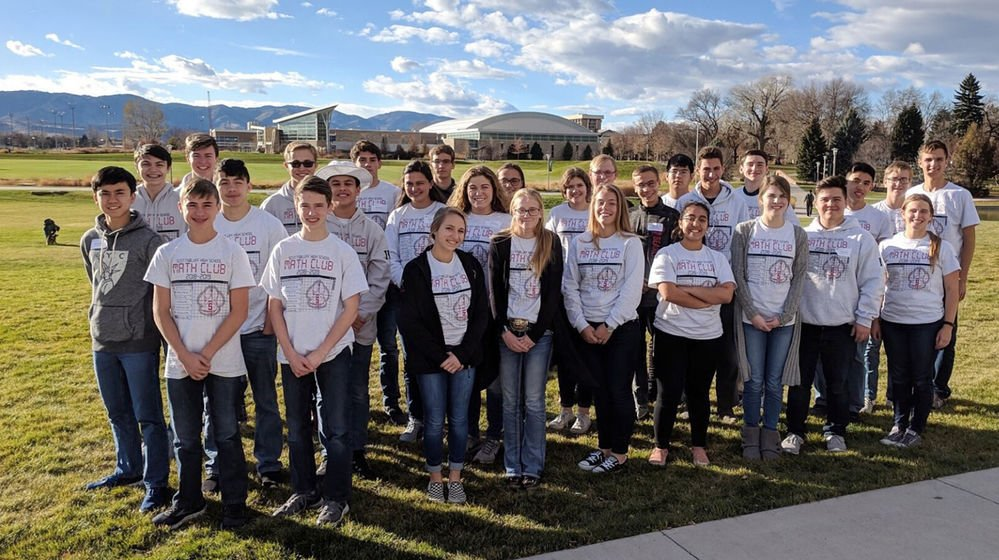 Area schools compete at CSU Math Day, SHS team finishes runner-up