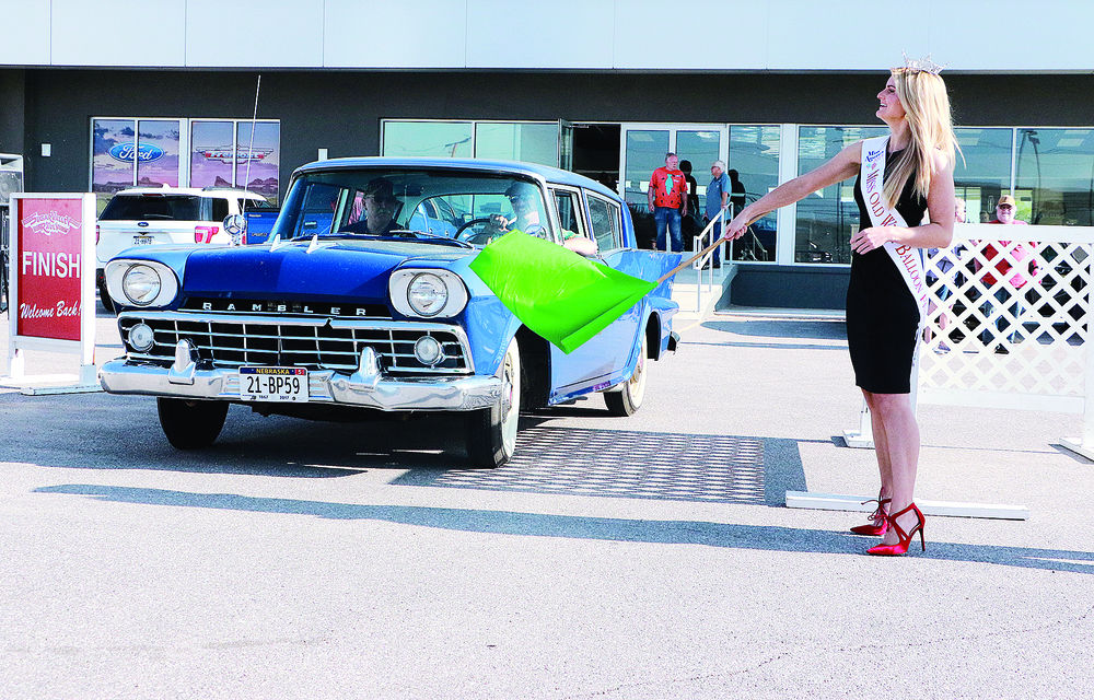PHOTOS: Sugar Valley Rally