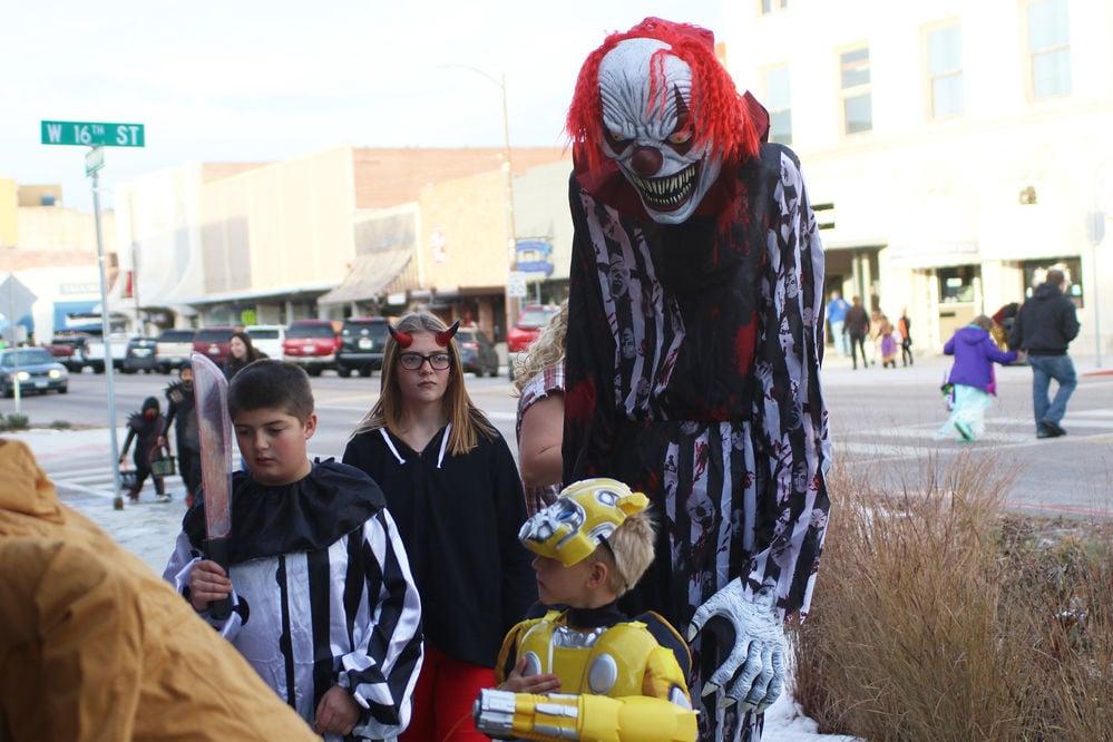 PHOTOS: Halloween Trick or Treating 2019