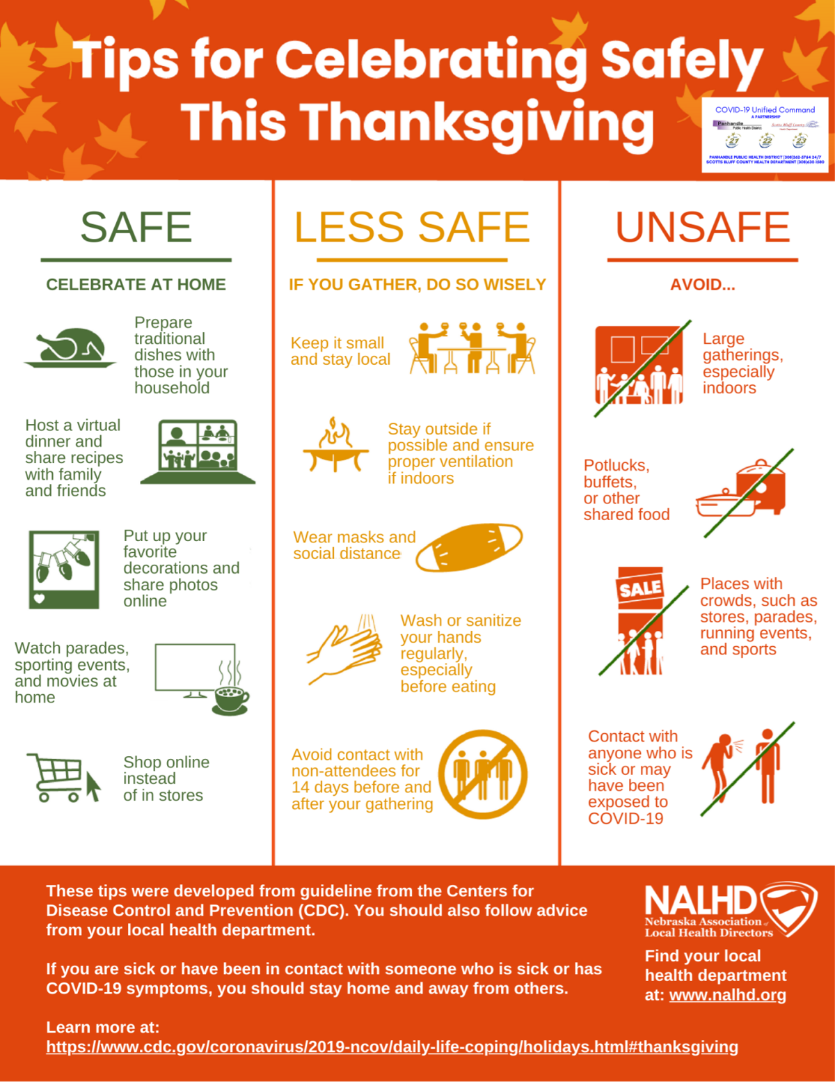 Connecting safely during the Thanksgiving Holiday